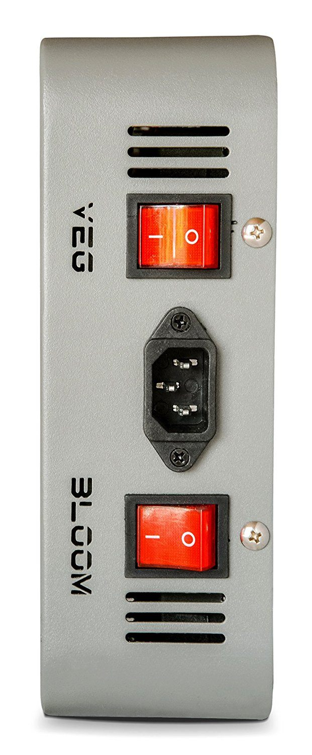 Advanced Platinum Series P600 veg and bloom switches