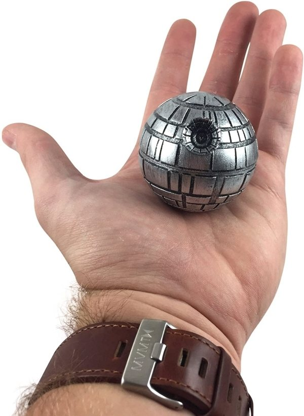 25. Death Star Herb Grinder