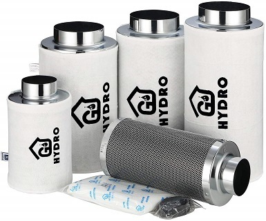 G-HYDRO Air Carbon Filter