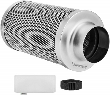 VIVOSUN Air Carbon Filter