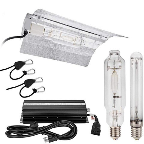 Yield Lab Air Cool Hood Reflector Grow Light Kit
