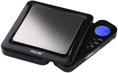 American Weigh Scales BL-1KG-BLK