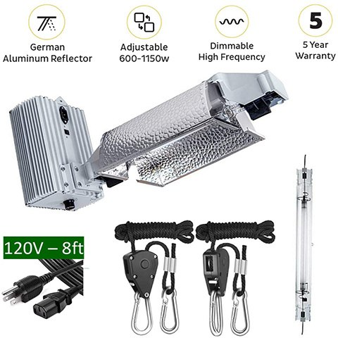 Corporate Solutionz 1000W HPS:MH Grow Light Kit System